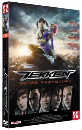 Tekken Blood Vengeance 1
