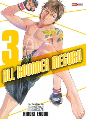 All Rounder Meguru 3