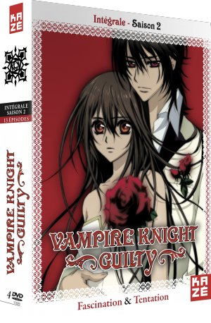 Vampire knight Guilty - Saison 2 1