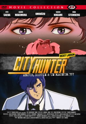 City Hunter - Amour, Destin et un Magnum 357 1