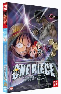 One Piece - Film 05 : La Malédiction De L'Épée Sacrée 1