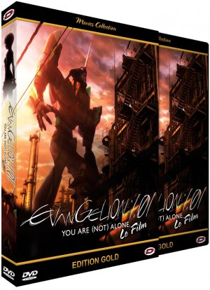 Evangelion : 1.0 You are (not) alone 1