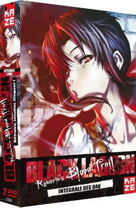 Black Lagoon Roberta's Blood Trail 1