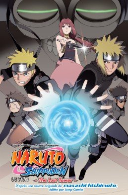 Naruto Shippuden - The Lost Tower 1