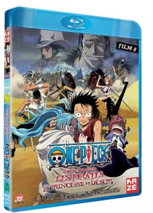 One Pïece - Film 08 : Episode D'Alabasta - Les Pirates & La Princesse Du Désert 1