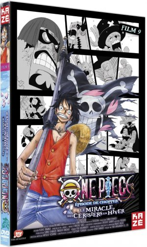 One Piece - Film 09 : Episode De Chopper - Le Miracle Des Cerisiers En Hiver 1