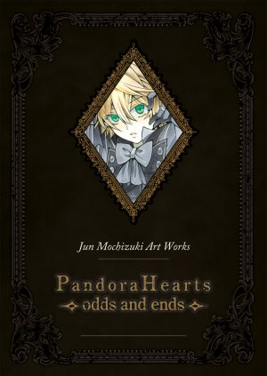 Pandora Hearts - odds and ends 1