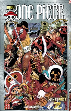 One Piece - tome 1000 1