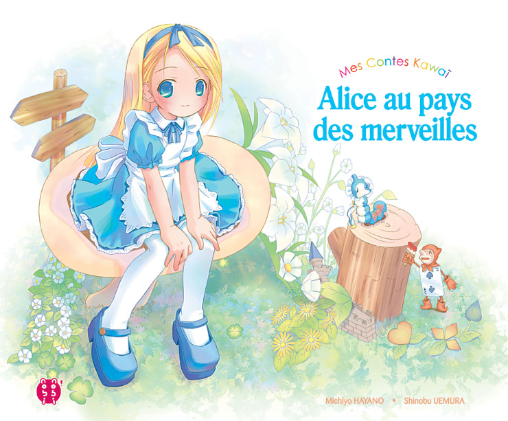 Alice Au Pays Des Merveilles Edition Simple Nobi Nobi Manga