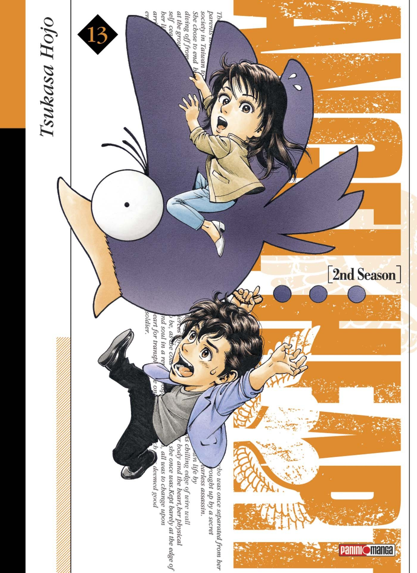 angel heart saison 2 13 dition fran aise panini manga manga sanctuary. Black Bedroom Furniture Sets. Home Design Ideas