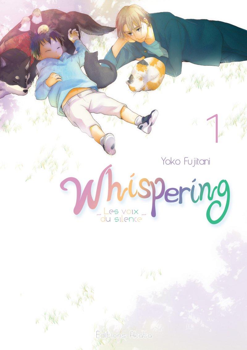[ MANGA ] Whispering - Les voix du silence -  306214