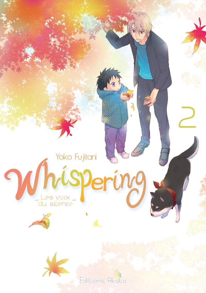 [ MANGA ] Whispering - Les voix du silence -  306994