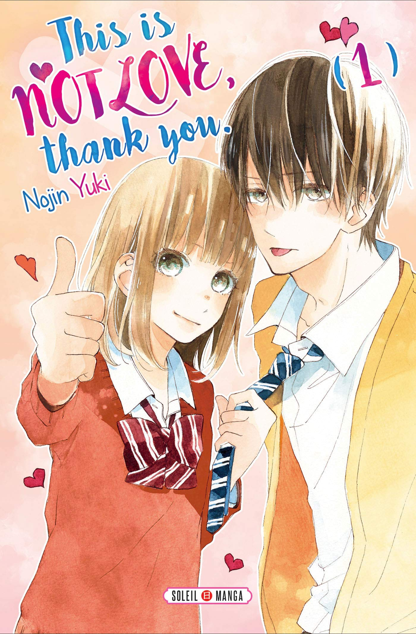 [ MANGA ] This is NOT LOVE, thank you 312025