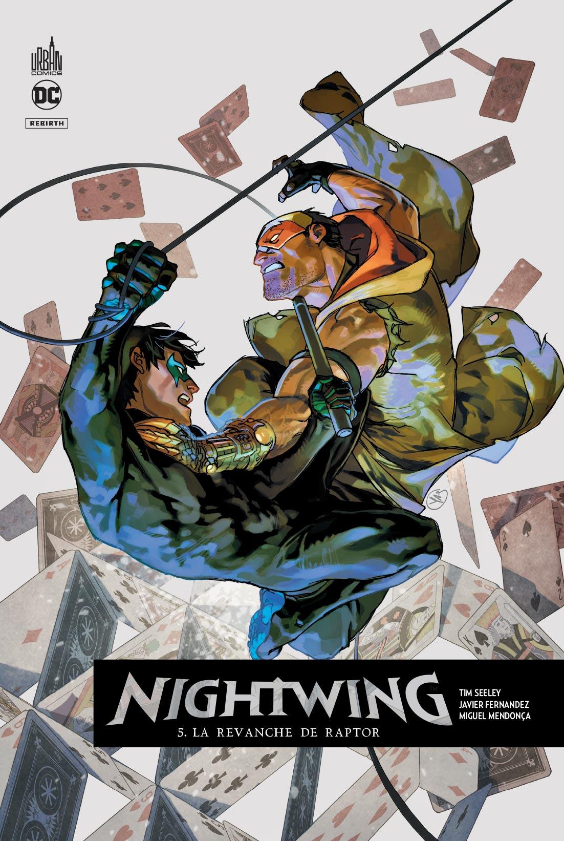 nightwing guide rebirth