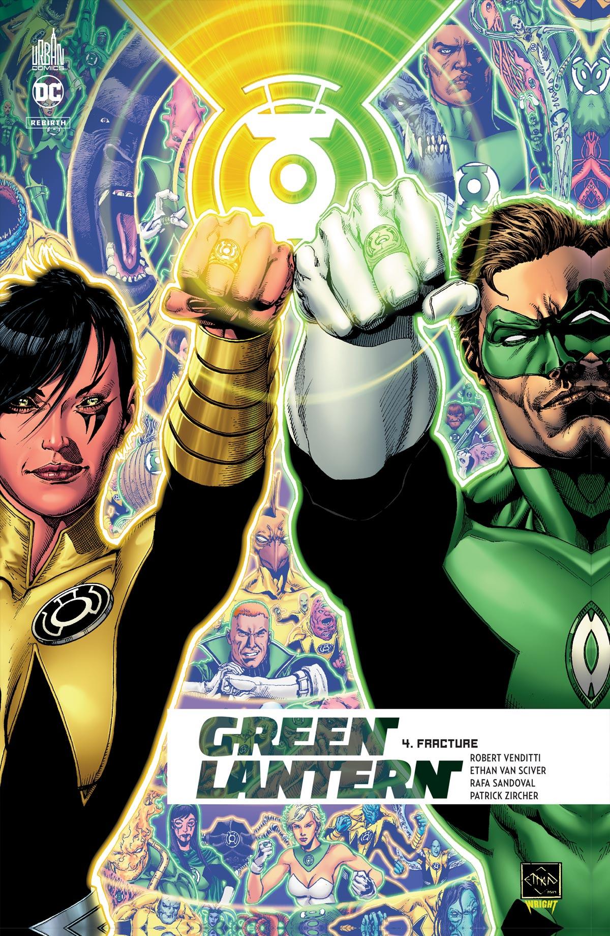 top comics rebirth